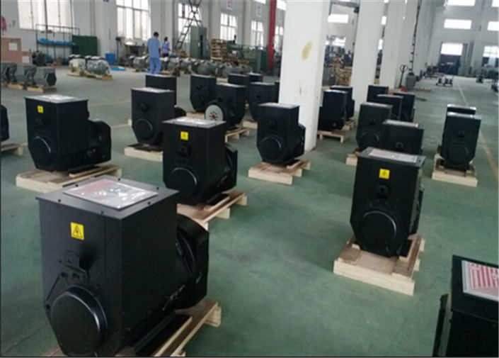 IP22 Single Phase Diesel AC Generator Green 7kw 7kva 50hz 1500RPM